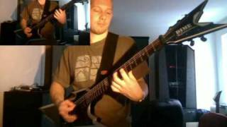 Judas Priest - Hard as Iron - Guitar Cover