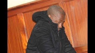 Sh40bn arms racket suspect Chrispin Odipo freed on Sh1.5m bond