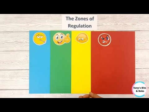 Screenshot of video: Zones of Regulation