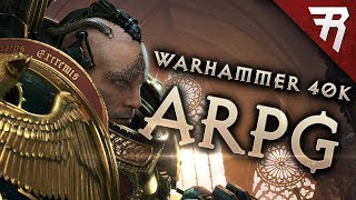 Diablo in Space? Warhammer 40,000: Inquisitor - Martyr Gameplay, Classes (aRPG)