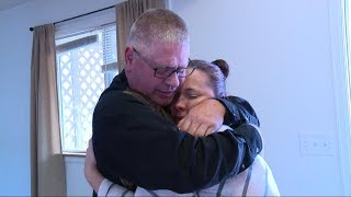 Mississippi woman's emotional reunion with biological father after 32 years: Part 2