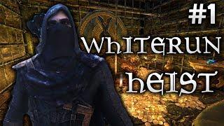 Skyrim life as a Thief Episode 1 | Whiterun Heist