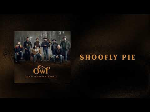 Zac Brown Band - Shoofly Pie (AUDIO)