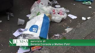 La Capitale che non ricicla