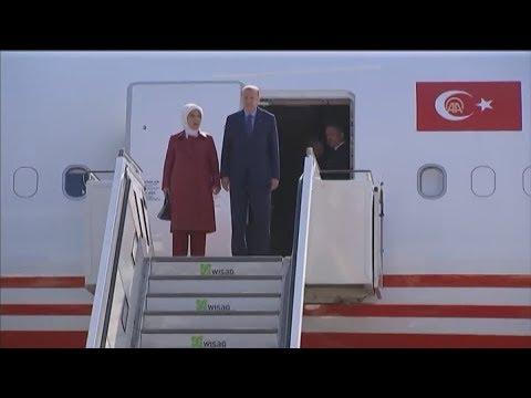 Επίσημη επίσκεψη του Προέδρου της Τουρκίας Ρετζέπ Ταγίπ Ερντογάν στο Βερολίνο