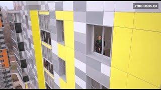 Реновация в Котловке: видеоэкскурсия в новостройку на Севастопольском проспекте