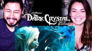 THE DARK CRYSTAL: AGE OF RESISTANCE | Netflix | Trailer Reaction!