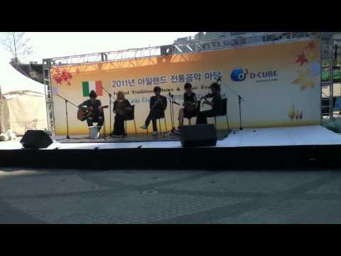 Irish Polkas/ Jack the Bridge, Cul Aodh, Salmon Tailing up the R.,  아일랜드 음악