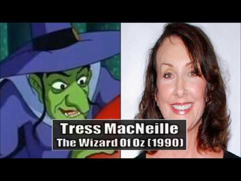"""Comparing The Voices - """"Wicked Witch Of The West"""""""