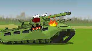 ВСЕ СЕРИИ БИТВЫ МОНСТРОВ Мультики про танки