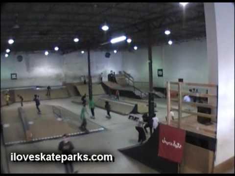 iloveskateparks.com tour - M.I.A. Skatepark - Doral (Miami), FL
