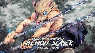 Inosuke Hashibira  - (Demon Slayer: Kimetsu no Yaiba) - Demon Slayer