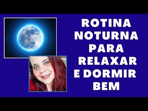 MINIMALISMO - ROTINA NOTURNA PARA RELAXAR E DORMIR BEM