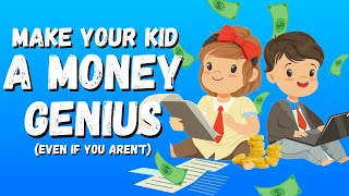 5 Things To Teach Your Kids About MONEY