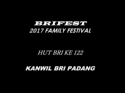 Family Day HUT BRI ke 122 Kanwil Padang