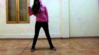 As Long As You Love Me. Andrea Vivaelbaile's Dance :)