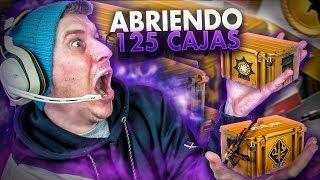 UN SUSCRIPTOR ME DA 125 CAJAS DE CS:GO | PARTE 2