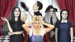11 Scherzi Di Halloween Della Famiglia Addam
