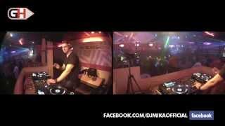 DJ MIKA Live @ Glasshouse Szezonzáró (teljes 2 órás Szett) [2014.05.30.]