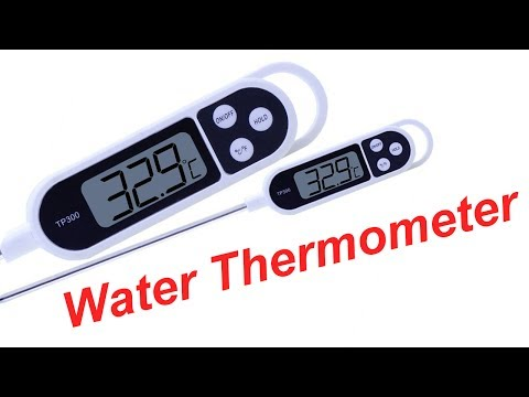 Water Thermometer – Review