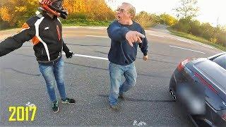 ANGRY PEOPLE vs. BIKER Compilation   2017