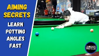 Aiming Secrets-Learn potting angles Fast!