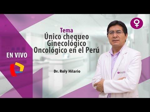 Único chequeo Ginecológico Oncológico en el Perú