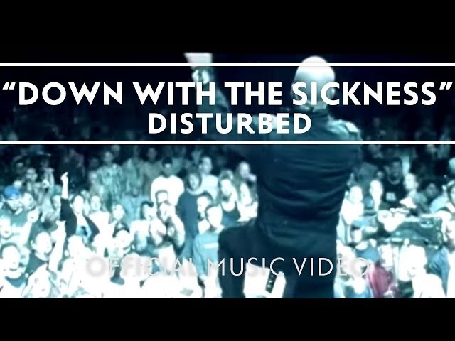 Disturbed-down-with-the