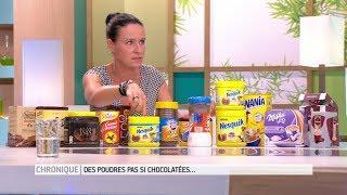 """""""Chocolat au lait"""" ou """"sucre au lait"""" ?"""