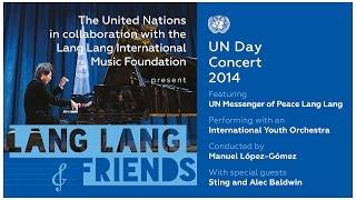 UN Day Concert 2014: Lang Lang & Friends