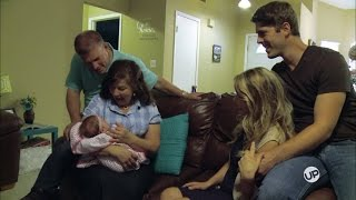 Bringing Up Bates - A New Bates Grandbaby