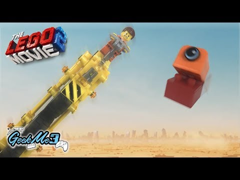 Vidéo LEGO The LEGO Movie 70823 : Le Tricycle d'Emmet !