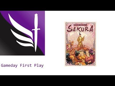Sakura - Gameday First Play