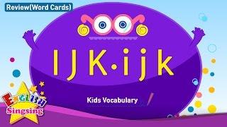 Kids từ vựng biên soạn - Words bắt đầu với I, J, K 2
