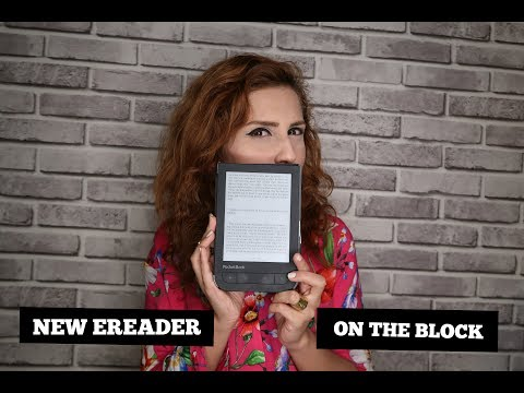 Pocketbook Touch HD eReader - Why Its Better Than The Kindle