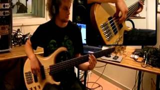 Dizzy Mizz Lizzy - Love me a little bass cover