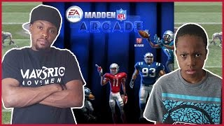 EPIC CHAMPIONSHIP ROUND!! - Madden Arcade Gameplay | #ThrowbackThursday ft. Trent