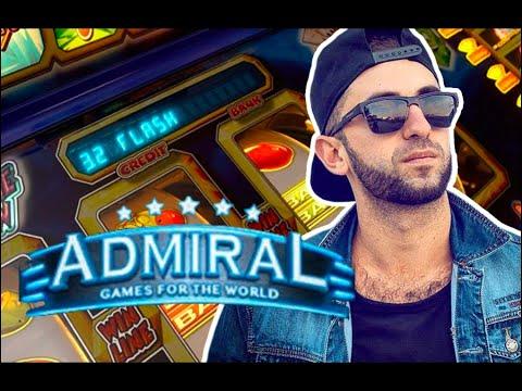 Онлайн казино Адмирал тест на реальные деньги!