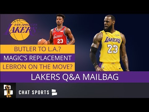 Lakers Rumors Mailbag: Questions On LeBron's Power, Free Agent Targets, Trade Rumors & More