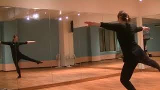香音先生のダンス講座~振りのパの練習~のサムネイル画像
