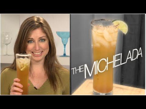 Michelada Beer Cocktail Recipe
