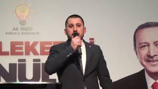 Ereğli'de MHP'den Cumhur İttifakı Adayı Erdal'a Tam Destek