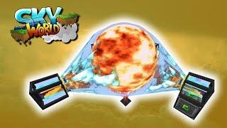 Draconic Reactor Läuft! Gibt es eine Explosion?!- #67 - Minecraft Sky World