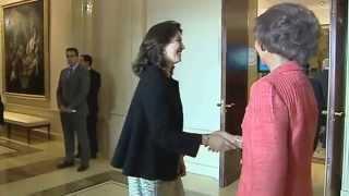 preview picture of video 'Acto de Presentación de la campaña de la Fundación Reina Sofía Edición Recuerda'