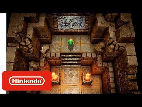 The Legend of Zelda: Link's Awakening Overview Trailer – Nintendo Switch