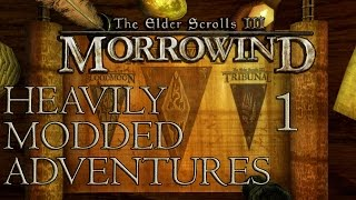 Morrowind Modding Showcases - The Seventh Episode - Самые