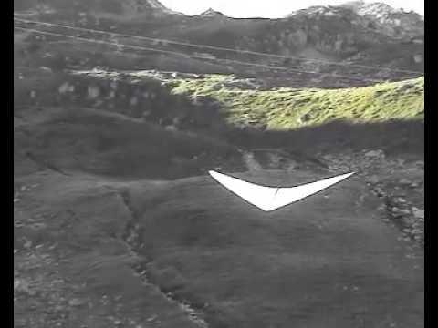 the zero wind single line kite ___ der null wind einleiner drachen