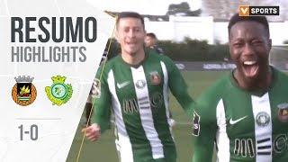Highlights | Resumo: Rio Ave 1-0 Vitória FC (Liga 19/20 #11)