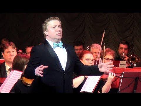 С. Рахманинов. Каватино Алеко - Эдуард Страхов и Ступинский симфонический оркестр.