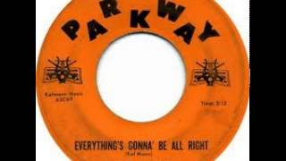 """Everything's Gonna' Be All Right"" - Chubby Checker (1961 Parkway)"